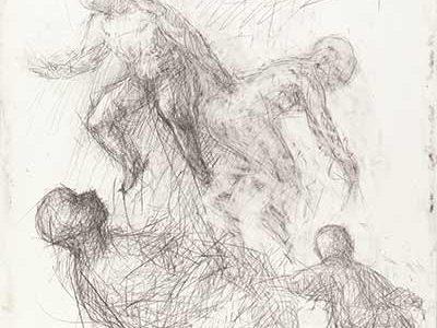 Putti 04 Din ciclul Studiu pentru manierism