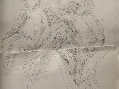Putti 12 Mannerism study cycle